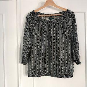 Lauren Jeans top size PL,